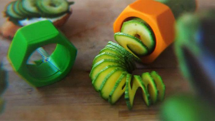 حلقه کننده خیار و کدو Cucumbo