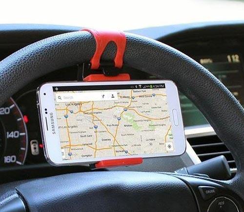 پایه نگه دارنده موبایل جی پی اس داخل ماشین