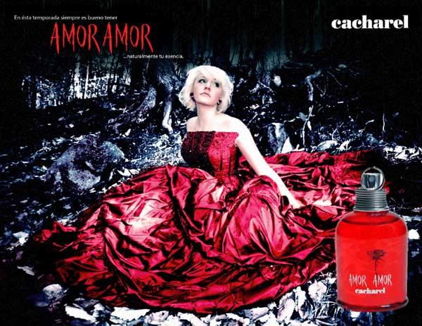 ادکلن زنانه آمور آمور - Amor Amor