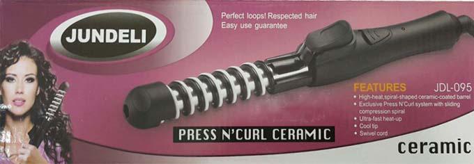 دستگاه فر موی ریز