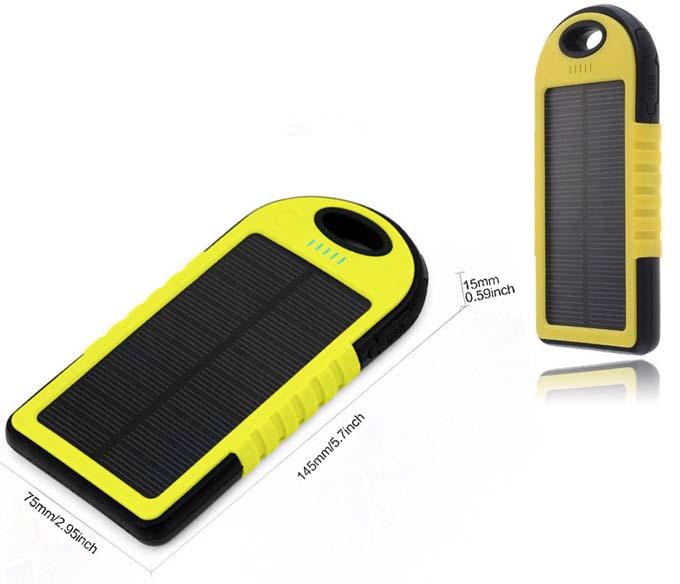 خورشیدی شارژر