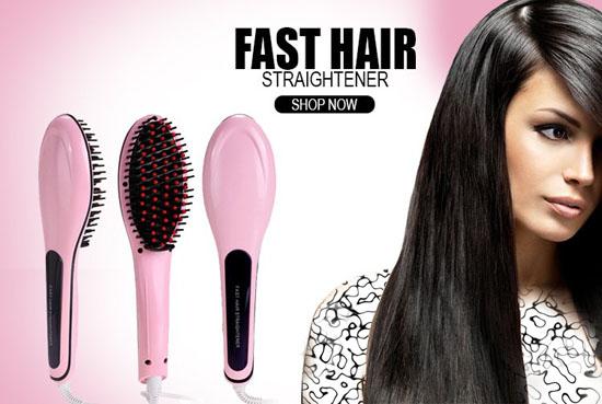 برس برقی صاف کننده مو