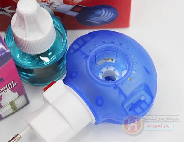 دستگاه حشره کش و پشه کش قرصی - دفع پشه تضمینی