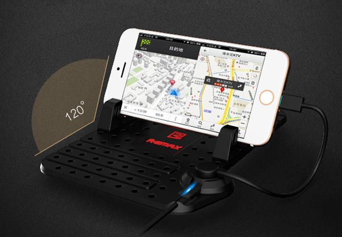 پایه نگه دارنده موبایل داشبورد خودرو