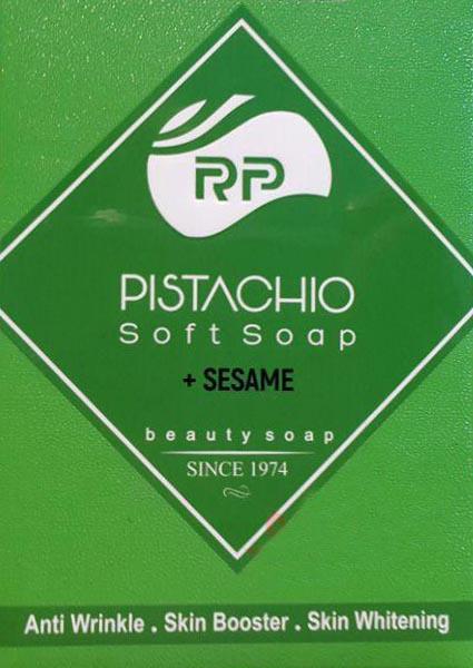 روش استفاده از صابون پسته
