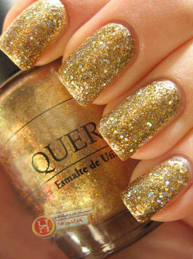 لاک طلایی اکلیلی - اصل