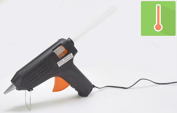 دستگاه چسب حرارتی کوچک
