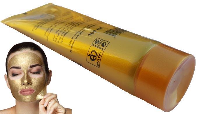 ماسک طلا سودا Sevda اصل - با مجوز بهداشت Gold Mask