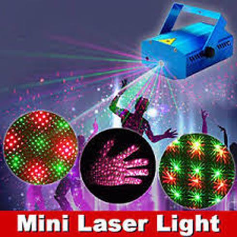 دستگاه رقص نور لیزری خانگی و سالنی مدل YX-040