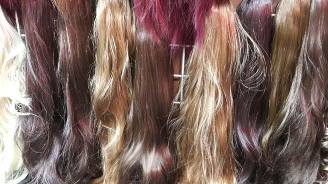 خرید اکستنشن مو، خرید اینترنتی اکستنشن کلیپسی،کلیپس مو مصنوعی