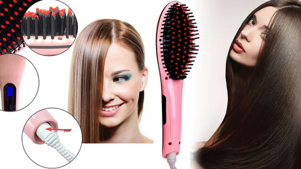 خرید برس برقی صاف کننده مو- برس حرارتی مو