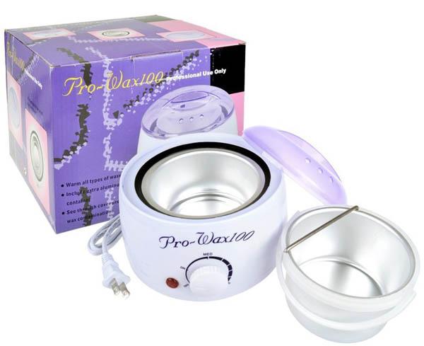دستگاه موم و شمع گرم کن- دستگاه وکس صورت و بدن