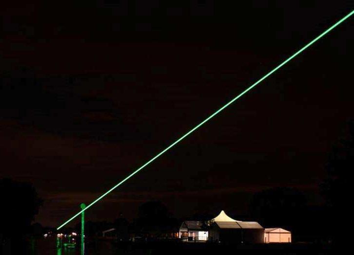 لیزر خطی نور مستقیم